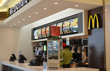 Mcdonlad's - Beirut City Center